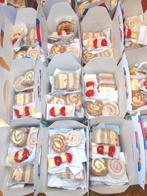 Emma Party Boxes Emma Js Party Food