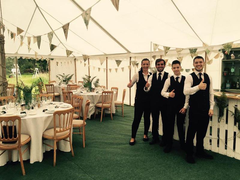 Wedding Event Staff