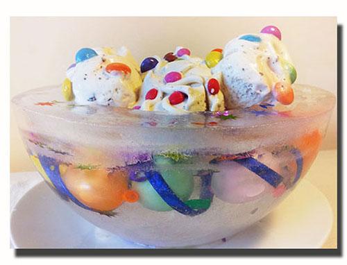 Ballon Ice Bowl