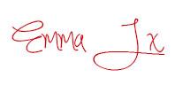 Emma J's Signature
