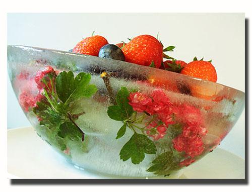 Flower Ice Bowl
