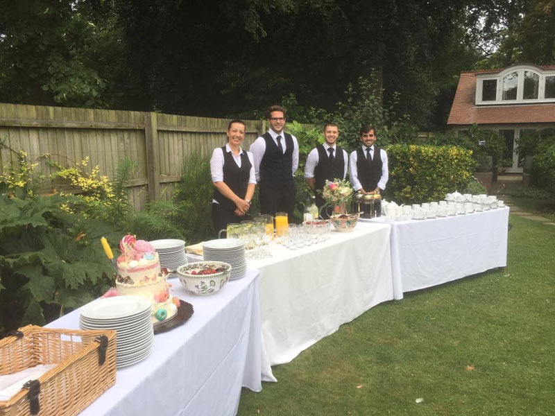 Wedding Event Tapas